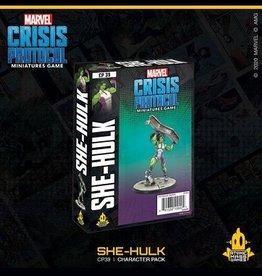 Atomic Mass Games Marvel Crisis Protocol (She-Hulk)