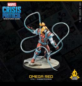 Atomic Mass Games Marvel Crisis Protocol (Omega Red)