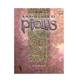 MonteCook Games 5e A Players Guide to Ptolus