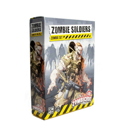 Zombicide (Zombie Soldiers)
