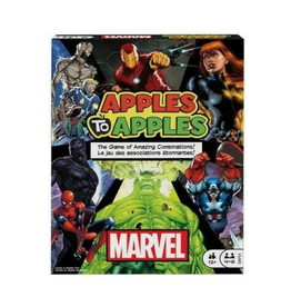 Apples to Apples: Marvel