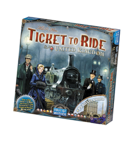 Ticket to Ride (United Kingdom)