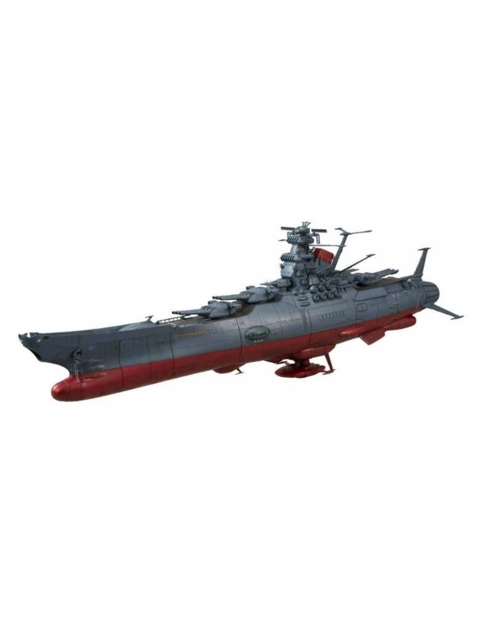 Space Battle Ship Yamato 2199