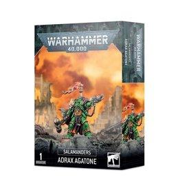 Games Workshop Salamanders Adrax Agatone