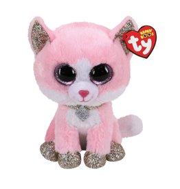 Beanie-Boo (Fiona, Cat)
