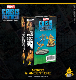 Atomic Mass Games Marvel Crisis Protocol (Mordo and Ancient One)