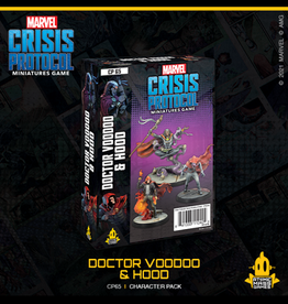 Atomic Mass Games Marvel Crisis Protocol (Doctor Voodoo and Hood)
