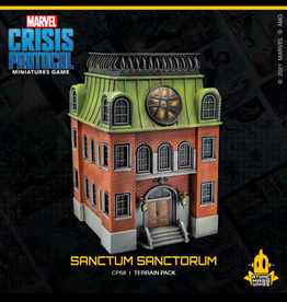 Atomic Mass Games Marvel Crisis Protocol (Sanctum Sanctorum)