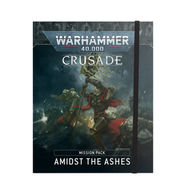 Games Workshop Amidst the Ashes: Crusade Mission Pack