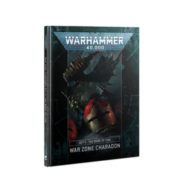 Games Workshop War Zone Charadon - Act II: The Book of Fire