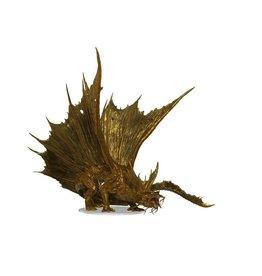 WizKids Adult Gold Dragon (Premium Figure)