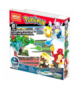 Mega Construx (Trainer Team Challenge)