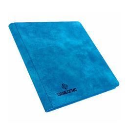 Gamegenic Zip-Up Album 24-Pocket (Blue)