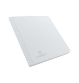 Gamegenic Zip-Up Album 24-Pocket (White)