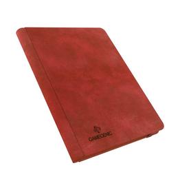Gamegenic Prime Album 18-Pocket (Red)