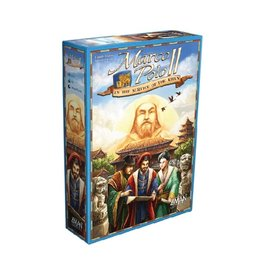 Z-Man Games Marco Polo II: In the Service of the Khan
