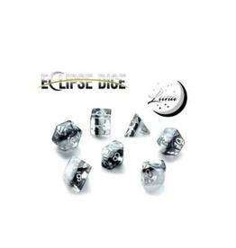 Gate Keeper Games 7-Die Set (Eclipse - Luna)