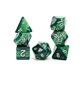 Gate Keeper Games 7-Die Set (Reality Shard - Might)