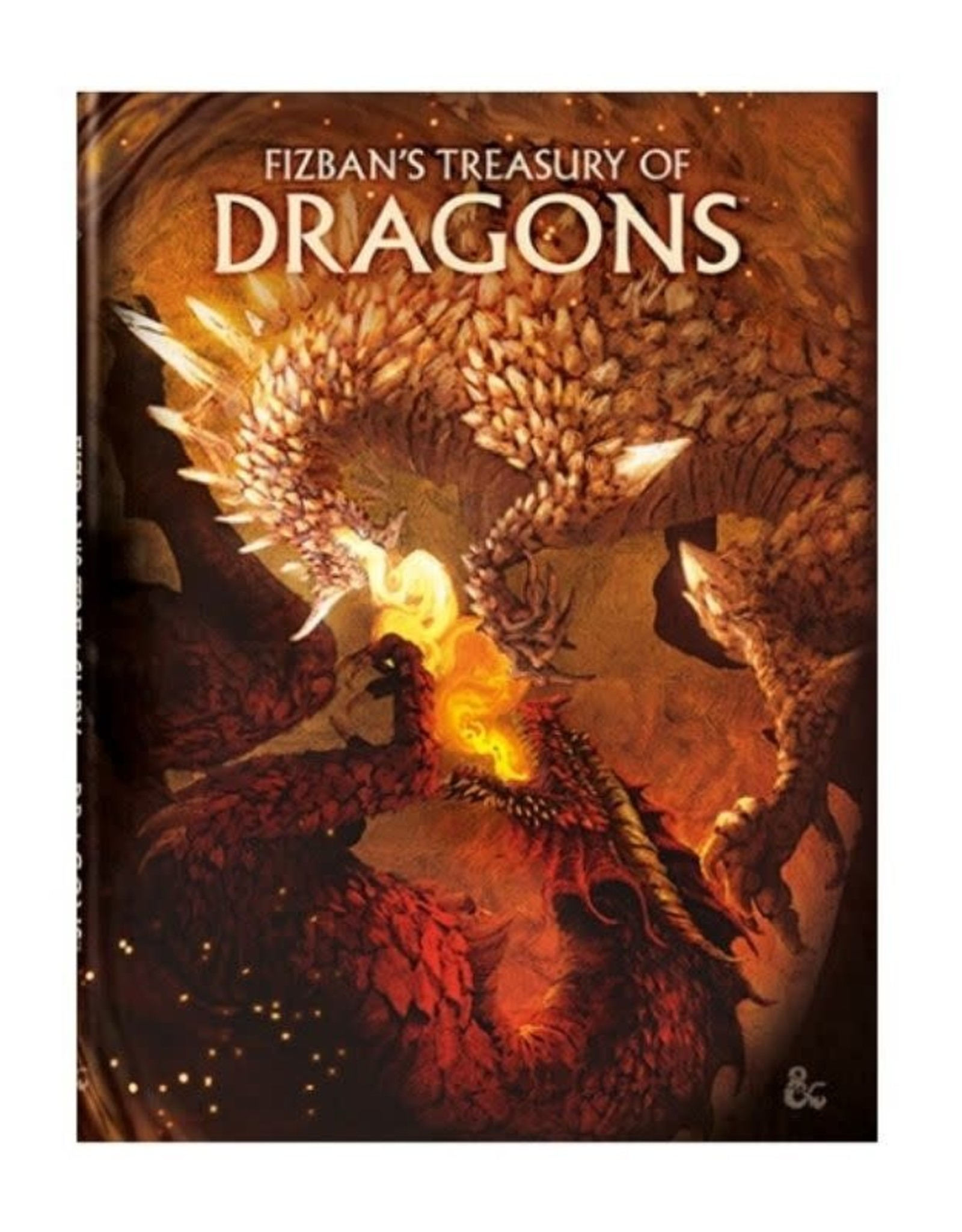 Wizards of the Coast Fizban's Treasury of Dragons (Alternate Cover)