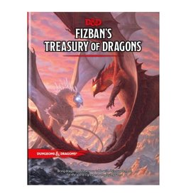 Wizards of the Coast Fizban's Treasury of Dragons (Standard Cover)