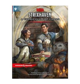 Wizards of the Coast Strixhaven: A Curriculum of Chaos (Adventure Module, Standard)