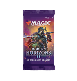 Wizards of the Coast Draft Booster Pack (Modern Horizons 2)