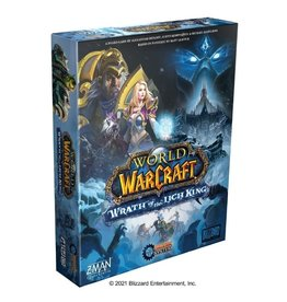 Z-Man Games Pandemic (World of Warcraft®: Wrath of the Lich King)