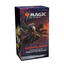 Wizards of the Coast Prerelease Pack (Adventures in the Forgotten Realms)