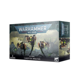 Games Workshop Necrons Canoptek Wraiths