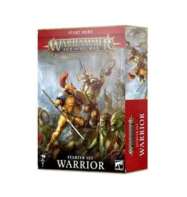 Games Workshop Age of Sigmar: Warrior (Starter Set)