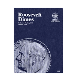 Roosevelt Dimes No. 3 (2005-Onward)