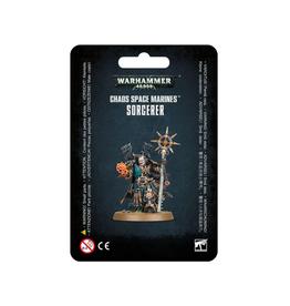 Games Workshop Chaos Space Marines Sorcerer