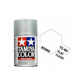 Flat Clear (Spray 100ml)