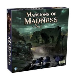 Mansions of Madness (Horrific Journeys)
