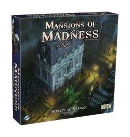 Mansions of Madness (Streets of Arkham)