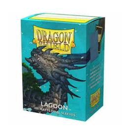 Dragon Shield (Dual Matte Lagoon)