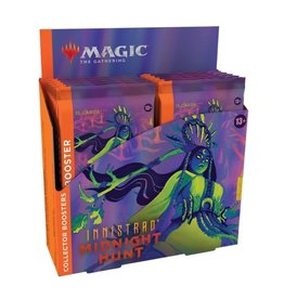 Wizards of the Coast Collector Booster Box (Innistrad: Midnight Hunt)