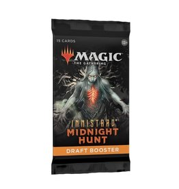Wizards of the Coast Draft Booster Pack (Innistrad: Midnight Hunt)