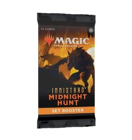Wizards of the Coast Set Booster Pack (Innistrad: Midnight Hunt)
