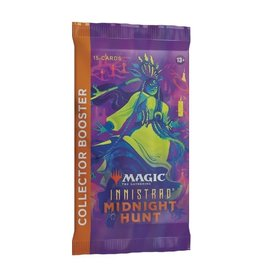 Wizards of the Coast Collector Booster Pack (Innistrad: Midnight Hunt)