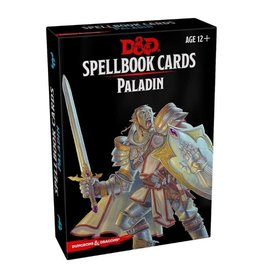 Wizards of the Coast Spellbook Cards: Paladin