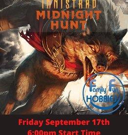 Innistrad: Midnight Hunt Pre-Release - Friday Evening