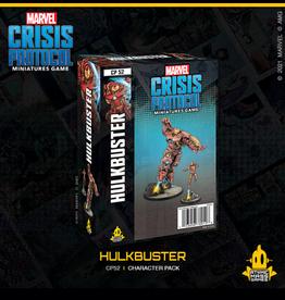 Atomic Mass Games Marvel Crisis Protocol (Hulkbuster)