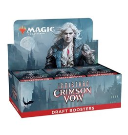 Wizards of the Coast Draft Booster Box (Innistrad: Crimson Vow)