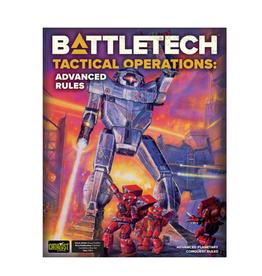 Battletech: Tactical Operations (Advanced Rules)