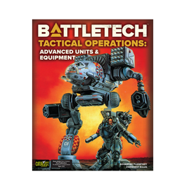 Battletech: Tactical Operations (Advanced Units & Equipment)