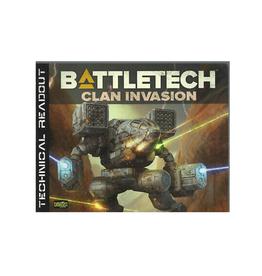 Battletech: Technical Readout (Clan Invasion)