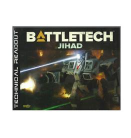 Battletech: Technical Readout (Jihad)