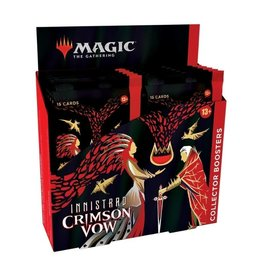 Wizards of the Coast Collector Booster Box (Innistrad: Crimson Vow)