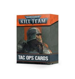 Games Workshop Kill Team Tac Ops Cards